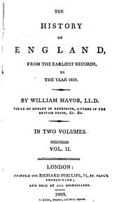 Universal History, Ancient and Modern: From the Earliest Records of Time, to the General Peace of 1801 ...