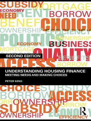 Understanding Housing Finance