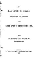 The Dawning of Genius PDF
