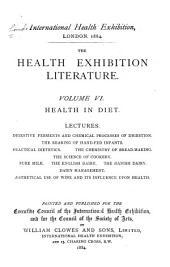 The Health Exhibition Literature. ...
