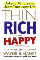 Thin  Rich and Happy PDF