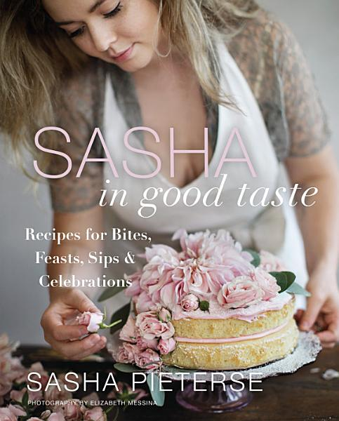 Download Sasha in Good Taste Book