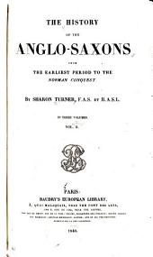 History of the Anglo-Saxons: Volume 2