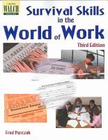 Survival Skills in the World of Work PDF