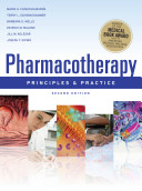 Pharmacotherapy Principles and Practice  Second Edition PDF