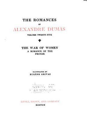 The war of women PDF