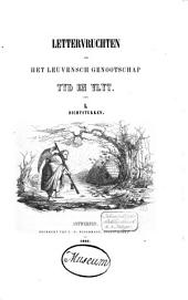 Lettervruchten van het Leuvensch Genootschap Tyd en Vlyt