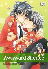 Awkward Silence, Vol. 2 (Yaoi Manga)