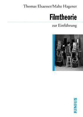 Filmtheorie zur Einf  hrung PDF