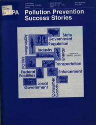 Pollution Prevention Success Stories Book PDF