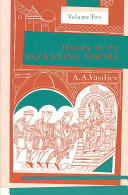 History of the Byzantine Empire 324   1453  Volume II  PDF