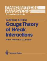 Theoretical Physics Text and Exercise Books PDF