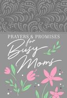 Prayers   Promises for Busy Moms PDF