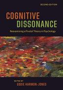 Cognitive Dissonance PDF