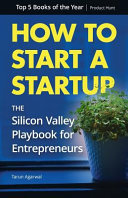 Download How to Start a Startup Book