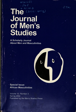 The Journal of Men s Studies PDF