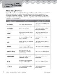 If You Give Series Guide Vocabulary Activities Book PDF