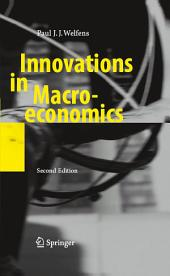 Innovations in Macroeconomics: Edition 2
