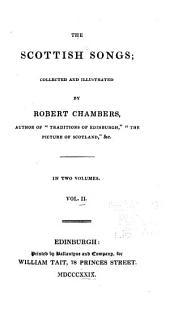The Scottish Songs: Volume 2