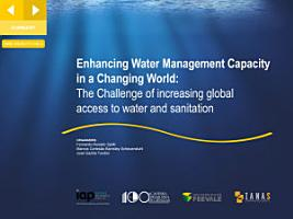 Enhancing water management capacity in a changing world  the challenge of increasing global access to water and sanitation PDF