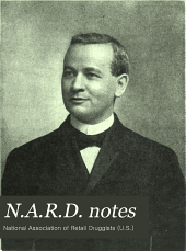 N.A.R.D. Notes: Volume 18, Issue 21