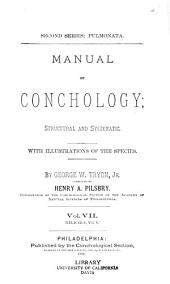Manual of Conchology: Second Series: Pulmonata