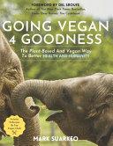 Going Vegan 4 Goodness