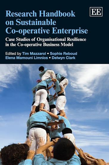 Research Handbook on Sustainable Co operative Enterprise PDF