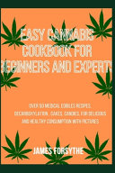 Complete Cannabis Cookbook for Beginners and Experts PDF