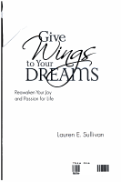 Give Wings to Your Dreams PDF