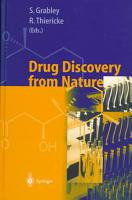 Drug Discovery from Nature PDF