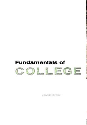 Fundamentals of College Physics PDF