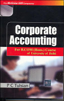 Corporate Accounting PDF
