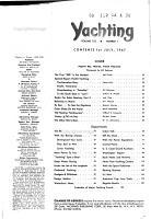 Yachting PDF