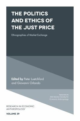 The Politics and Ethics of the Just Price PDF