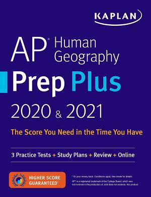 AP Human Geography Prep Plus 2020   2021