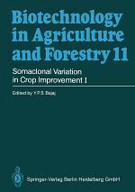 Somaclonal Variation in Crop Improvement I