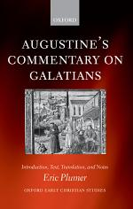 Augustine's Commentary on Galatians
