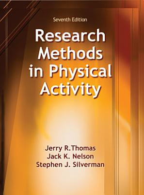 Research Methods in Physical Activity 7th Edition PDF
