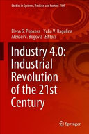 Industry 4 0  Industrial Revolution of the 21st Century PDF