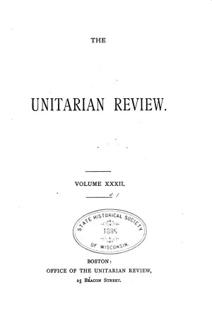 The Unitarian Review