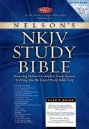 Nelson s Study Bible PDF