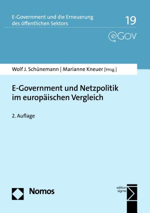 E Government und Netzpolitik im europ  ischen Vergleich PDF