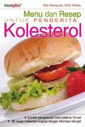 Menu dan Resep untuk Penderita Kolesterol