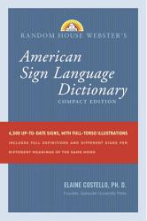 American Sign Language Dictionary Book PDF