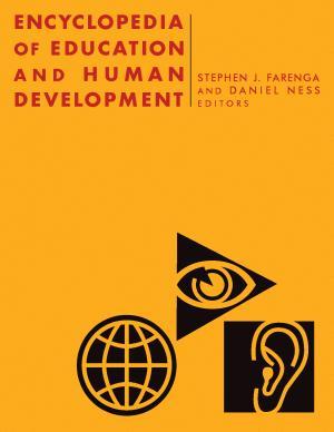 Encyclopedia of Education and Human Development PDF