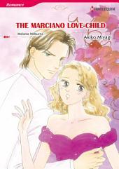 THE MARCIANO LOVE-CHILD: Harlequin Comics