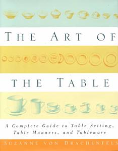 The Art of the Table PDF