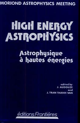 High Energy Astrophysics PDF