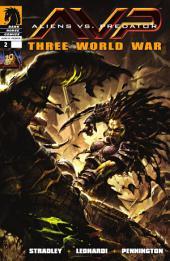 Aliens vs. Predator: Three World War #2